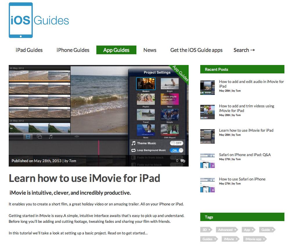 App Guides