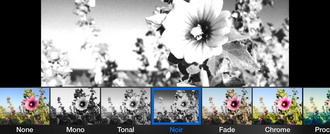 how to cut photo on ios