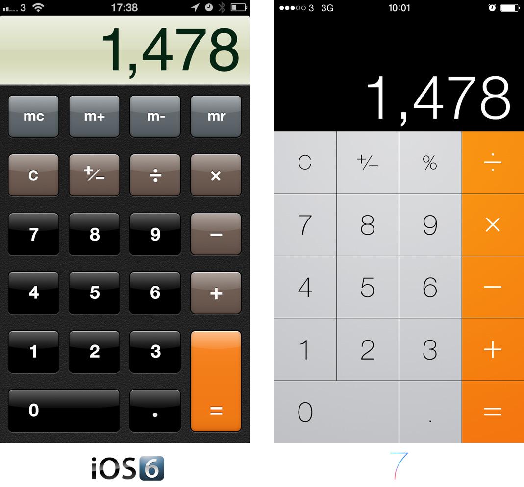 Calculator App Comparison