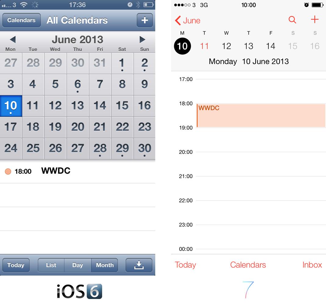Calendar App Comparison