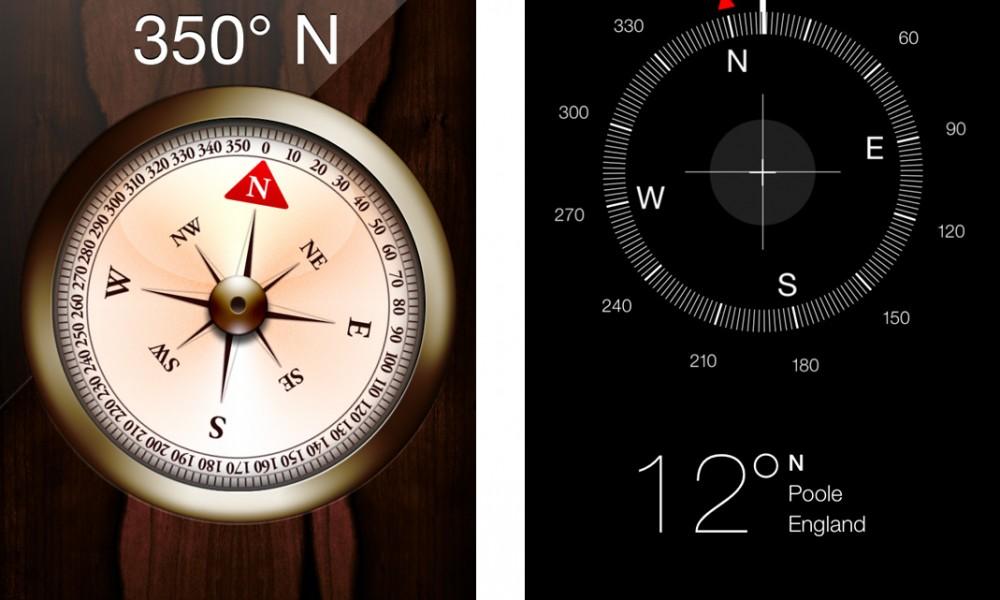 Compass App Comparison