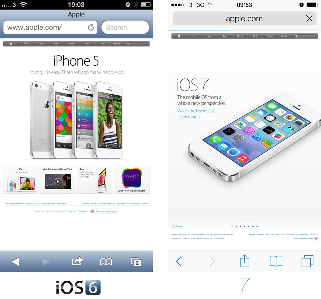 Safari App Comparison