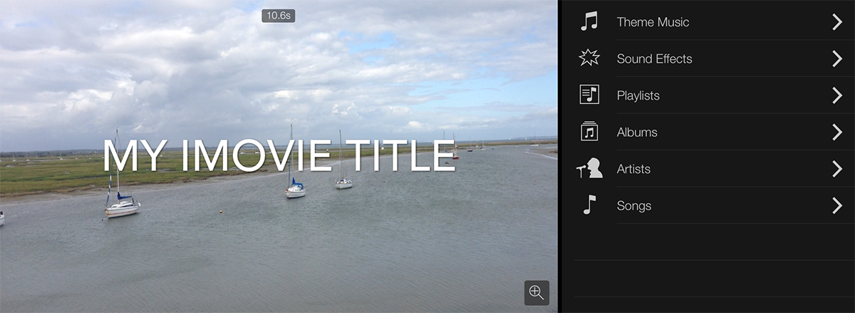 How to add titles in iMovie for iPad and iPhone