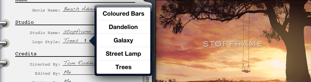 Create a trailer in iMovie for iPad and iPhone