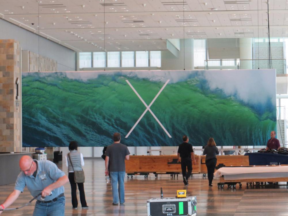 New OS X logo