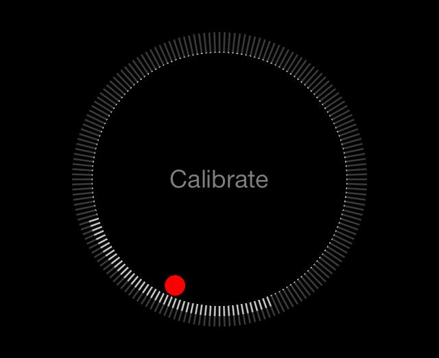 iOS 7 beta 4 Calendar app