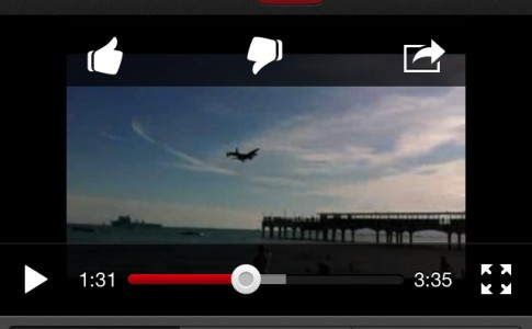 YouTube iMovie featured