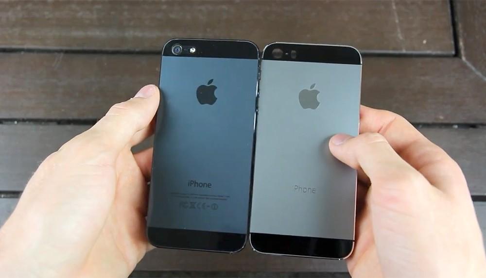 Graphite iPhone Comparison