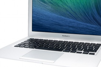 Seamless MacBook Air