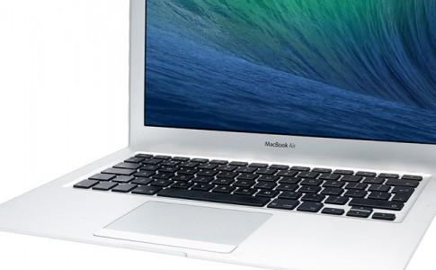 Seamless MacBook Air