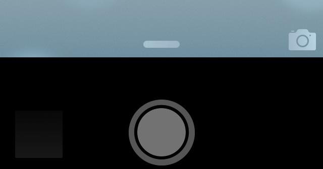 iOS 7 Camera Unlock