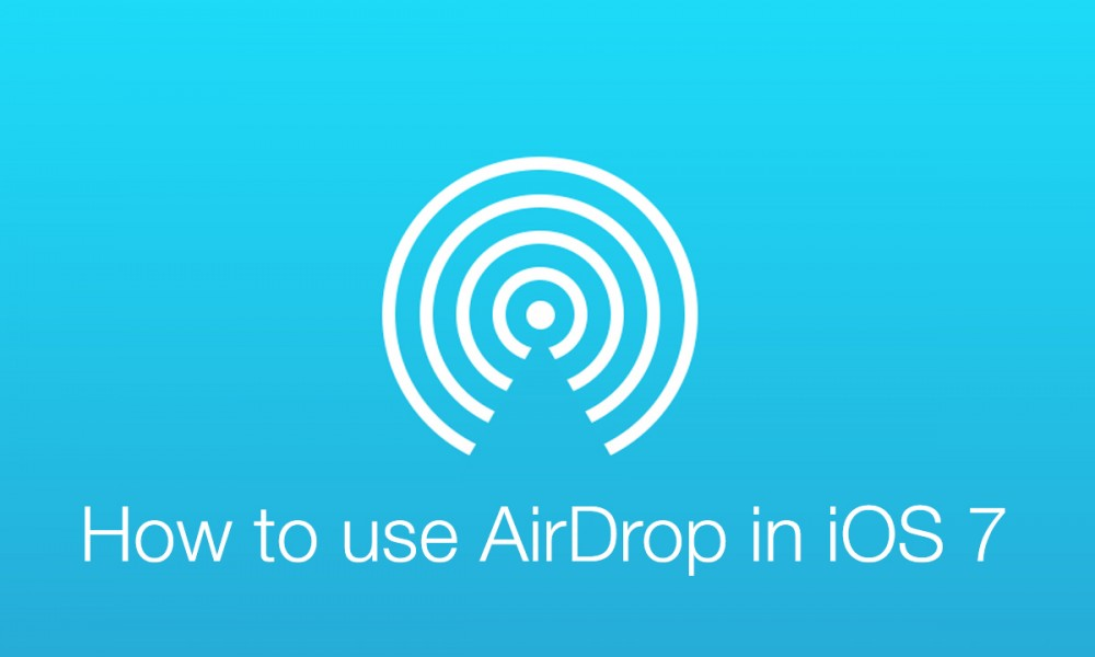AirDrop title