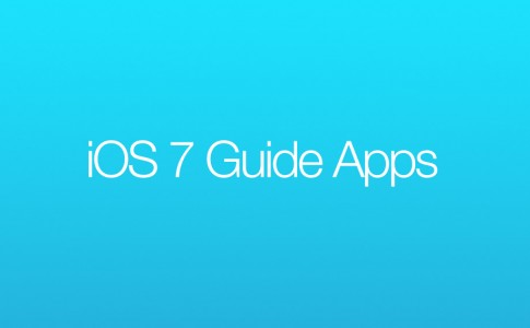 iPad iOS 7 App Guide Featured
