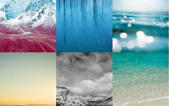 iPhone iOS 7 wallpapers