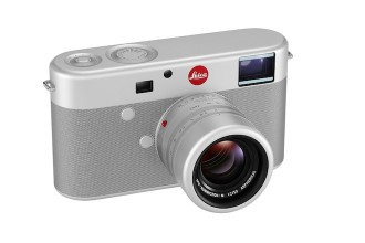 Leica camera by Jony Ive