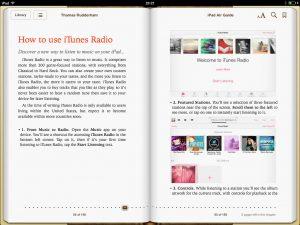iPad Air Guide Book screenshot