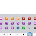 How to insert trademark and copyright symbols on iPad & iPhone