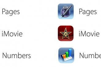 iLife app icons featured