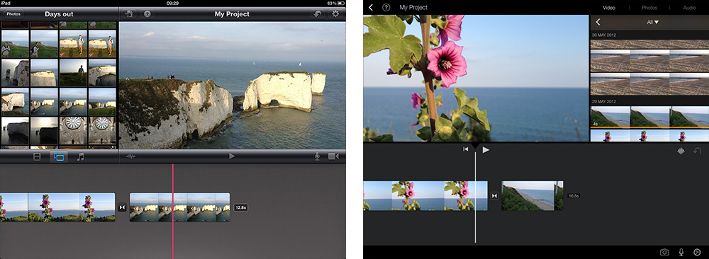 iMovie for iOS 7 comparison 2 thumb