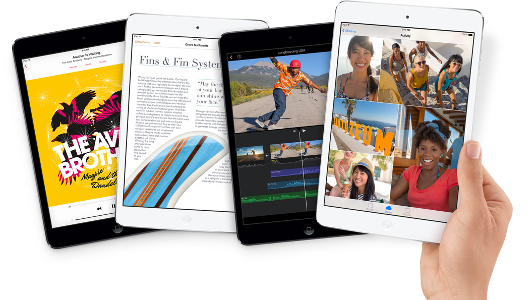 iPad mini Retina featured