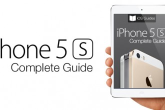 iPhone 5s Book Guide Featured