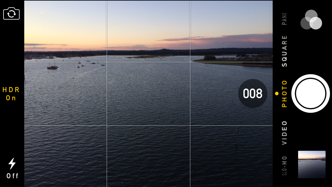 How to use burst mode to take multiple photos on iPhone 5s