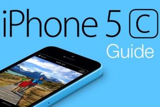 iPhone 5c Guide Book
