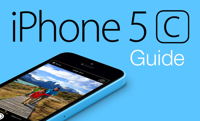 iPhone 5c Guide Book