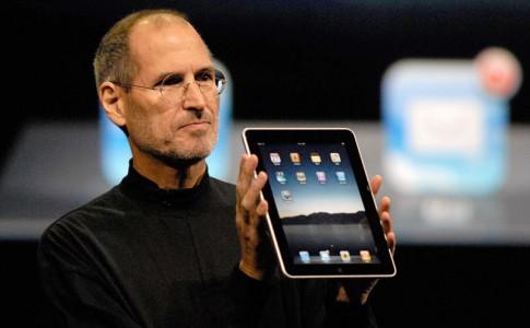 iPad announcement 2010