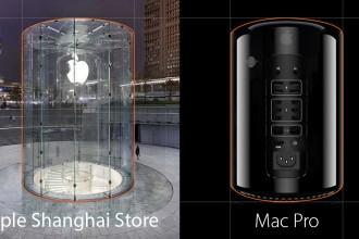 Mac Pro Apple Shanghai Store