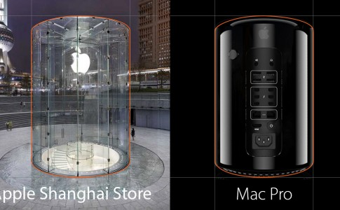 Mac Pro Apple Shanghai Store