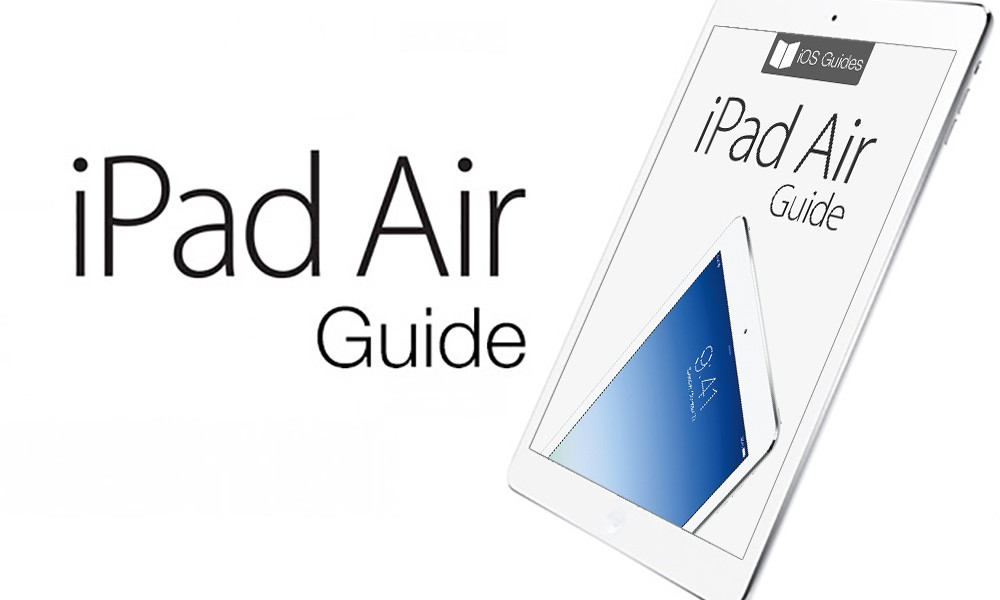 iPad Air book featured image