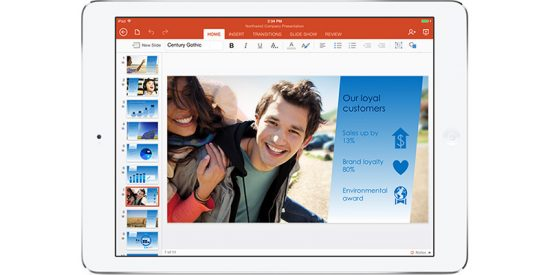 Office for iPad featured image