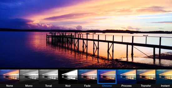 Photo filters featured