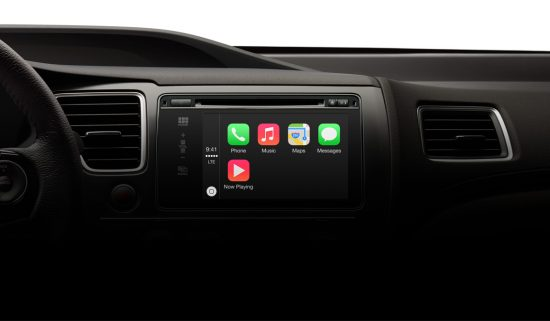 carplay iOS
