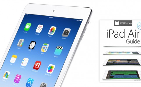 iPad Air Guide eBook Header