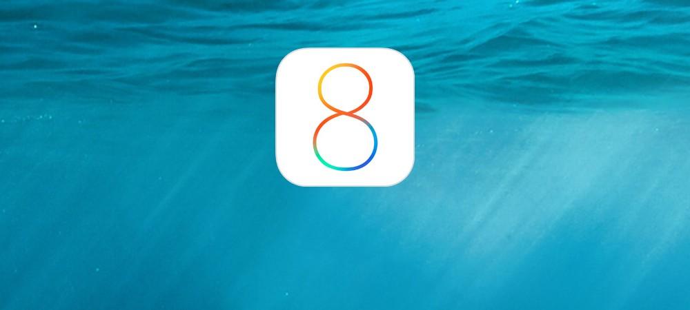 iOS 8 Featured