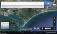 iOS Safari Desktop View