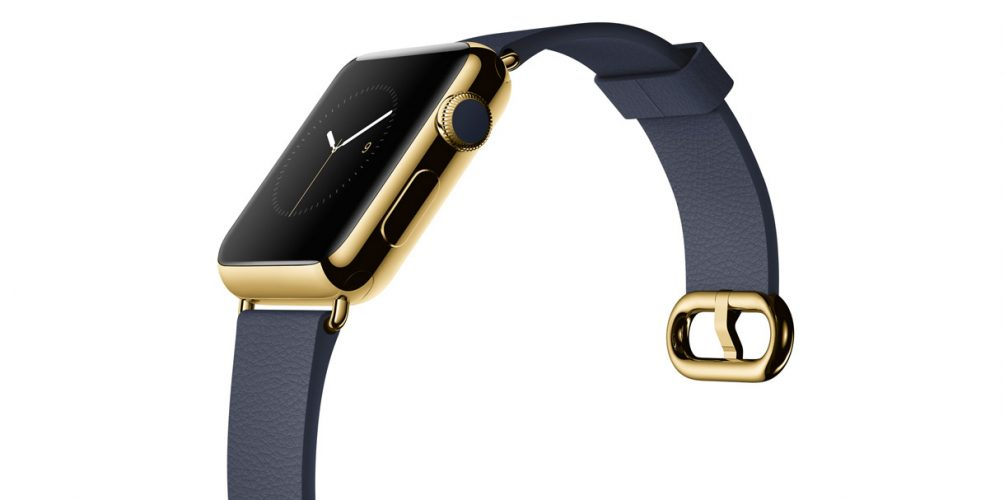 Apple Watch Edition with Classic Buckle