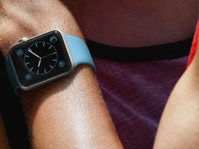 Apple Watch Sport Featured