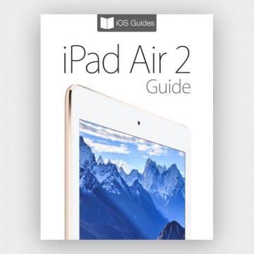 iPad Air Cover eBook