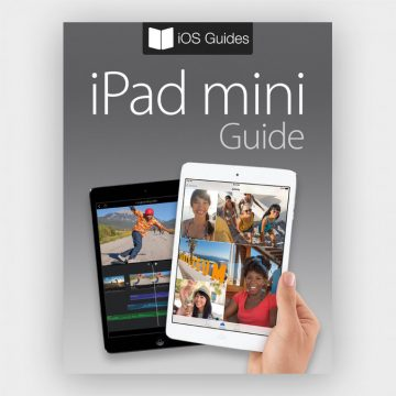 iPad Mini Guide Cover eBook