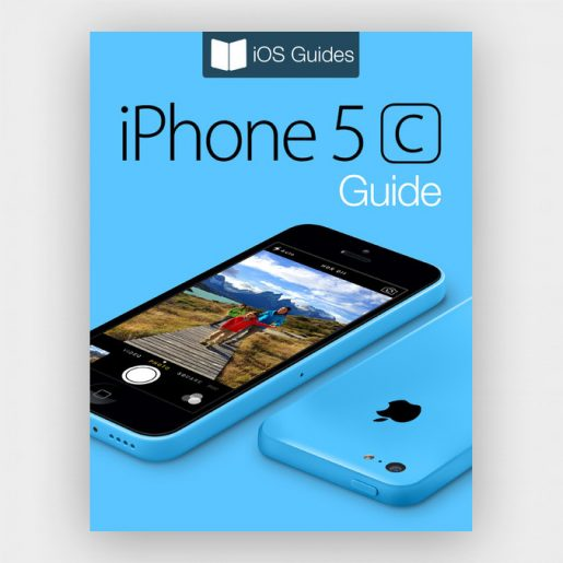 iPhone 5c Guide eBook Cover