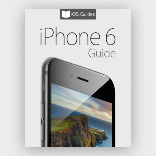 iPhone 6 Guide eBook Cover 2