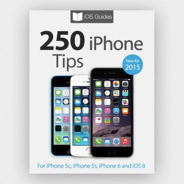 250 iPhone Tips Cover Web