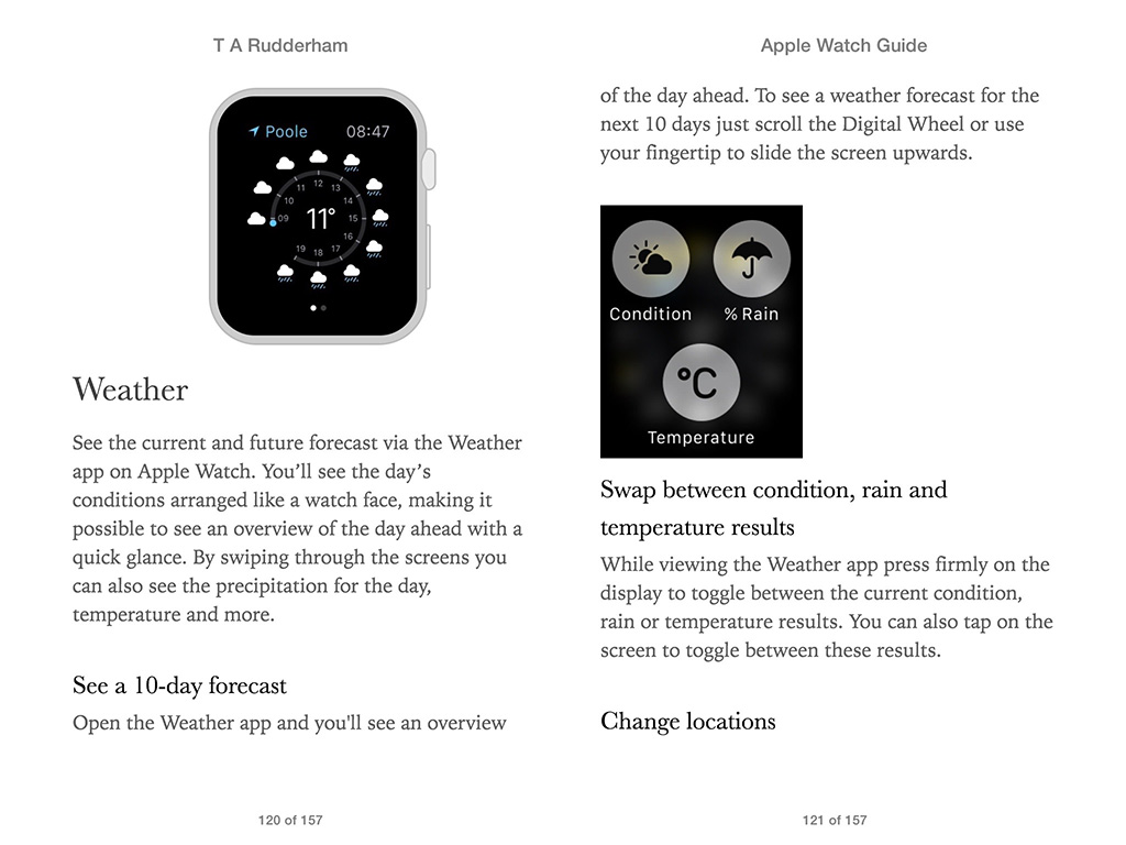 Apple Watch Guide Book 2