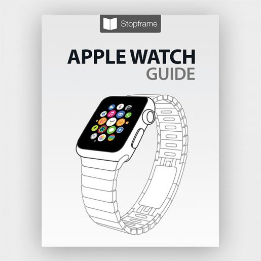 Apple Watch Guide Book Cover