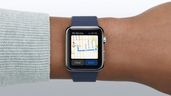 Apple Watch Maps app tutorial
