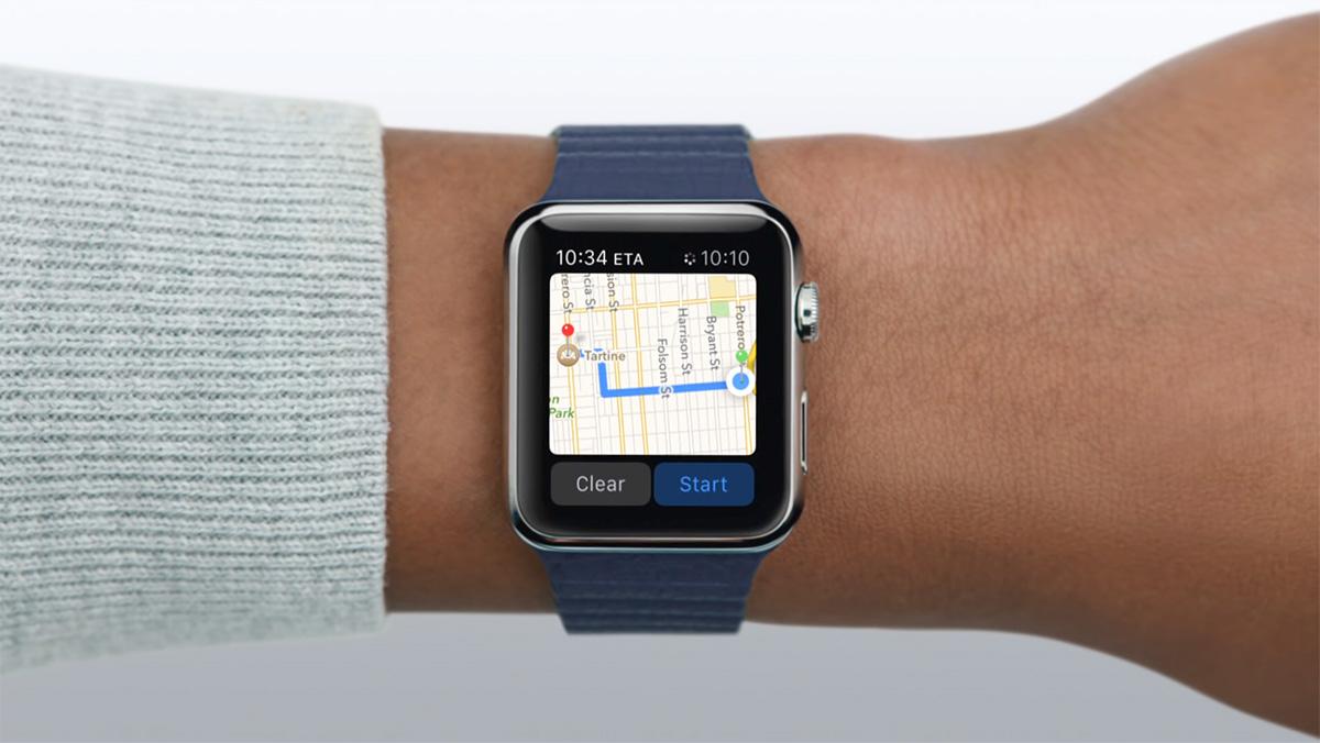 Apple Watch Maps app tutorial