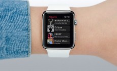 Apple Watch music app